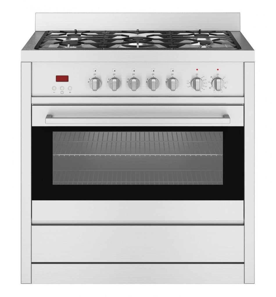 Gourmet 36 In Dual Fuel With Convection Oven Freestanding