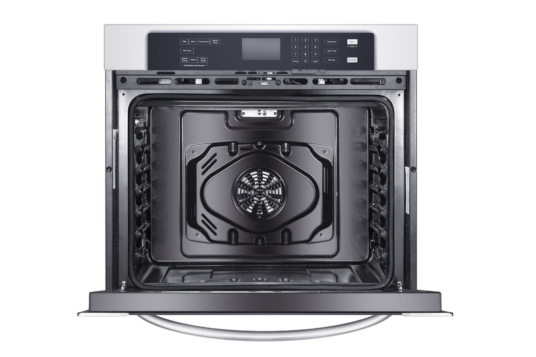 Ancona 30 in. Built-in Self-Cleaning Convection Oven