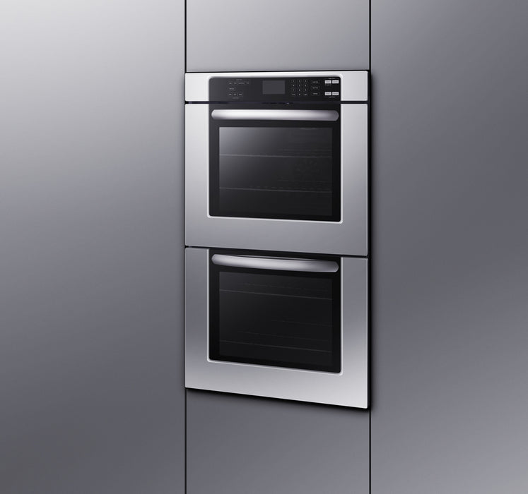 30 in. Double Self-Cleaning Convection Oven