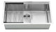 AN-3337 Prestige Series Undermount Single Handmade 32 in. Kitchen Sink with Ledge