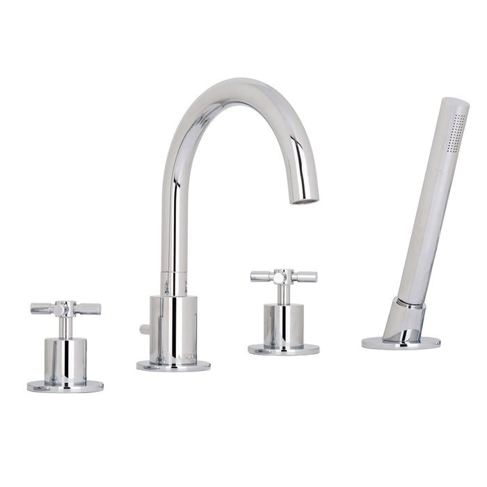 Prima 4 Bathroom Tub Faucet