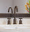 Prima Colori Oil Rubbed Bronze Bathroom Faucet