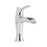 Eleganzia Series Single Lever Chrome Bathroom Faucet