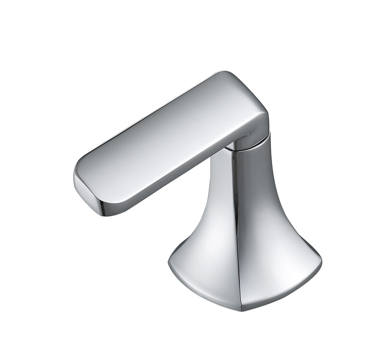 Arezzo Widespread Bathroom Faucet in Polished Chrome