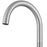 Ava Two Handle Roman Tub Bathroom Faucet in Brushed Nickel finish
