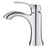 Ancona Morgan Series Single Lever Bathroom Faucet in Chrome