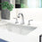 Scarlett Widespread Bathroom Faucet in Chrome