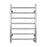 Comfort 7 - 31 in. Hardwired Electric Towel Warmer and Drying Rack in Chrome