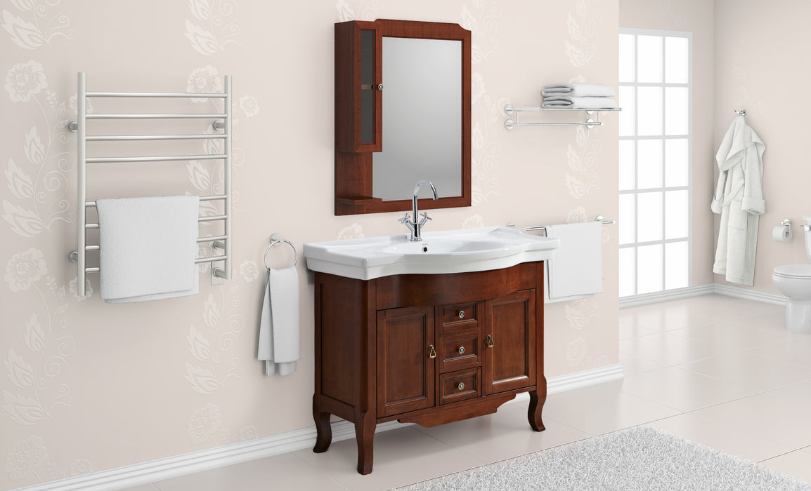 Ancona Classic Series 4 Piece Bathroom Accessory Set
