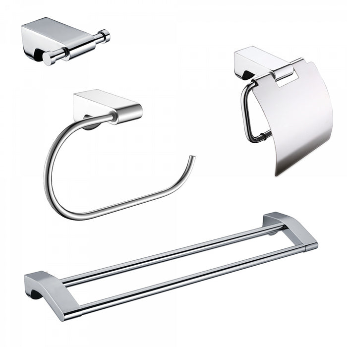Imperia chrome 4 pieces