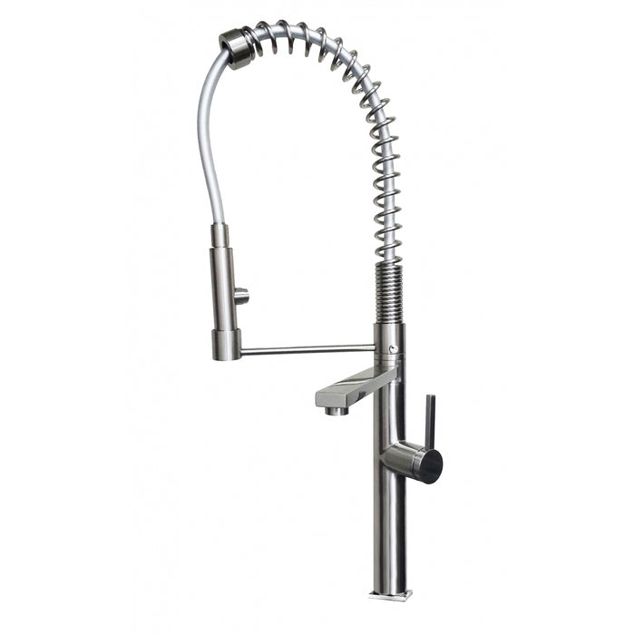 Acero Pull Down Single Handle Kitchen Faucet