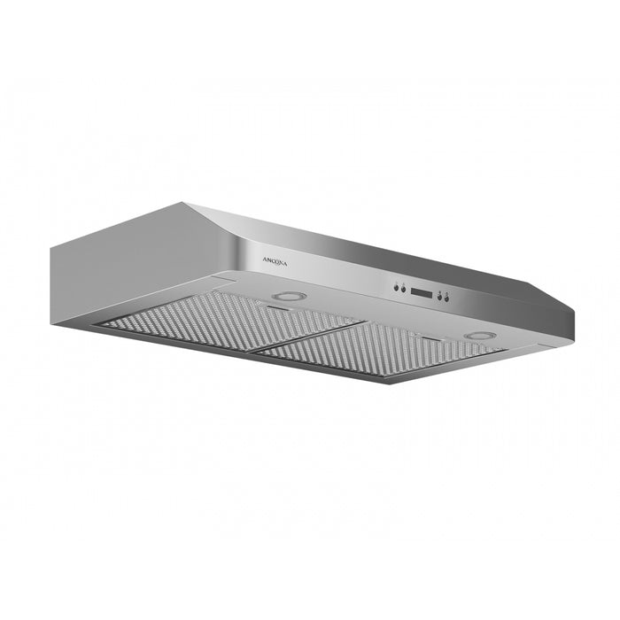 UC570 30 in. Range Hood with LED Lights in Stainless Steel