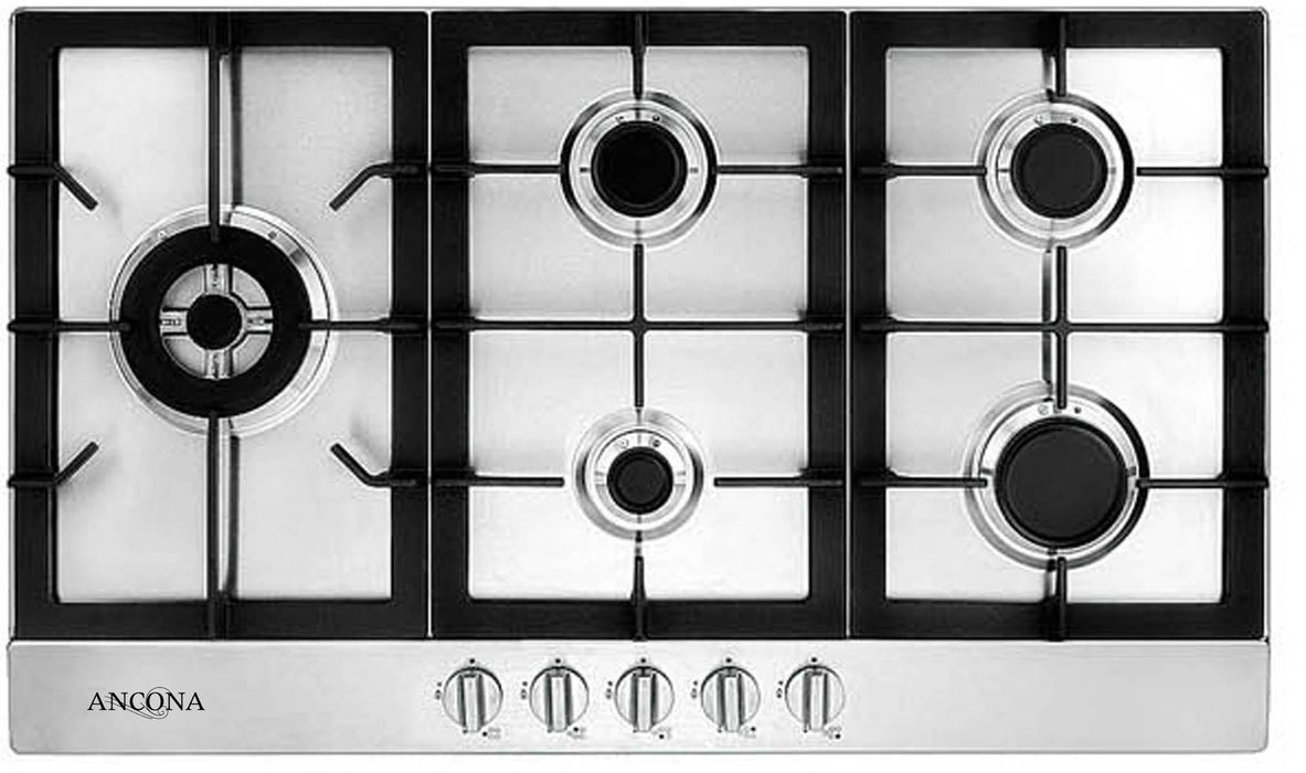 Natural Gas Cooktop 34 in.