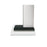GCP536 36in. Glass Canopy Wall Mount Range Hood