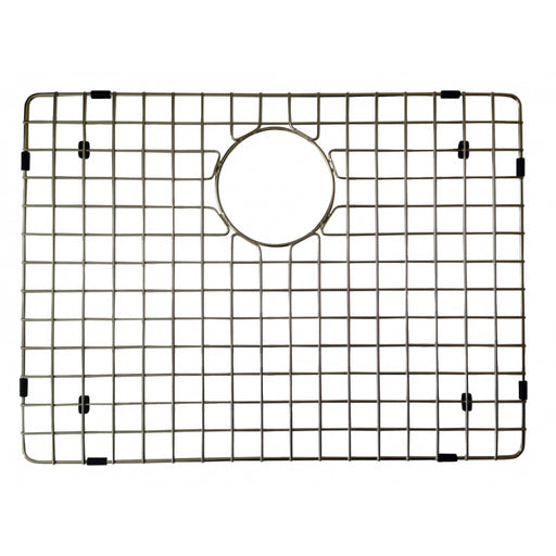 Kitchen 304 Stainless Steel Sink Grid with Polished Chrome Finish, 21-inch, Sink Grid for Premium Series 15° Kitchen Sink