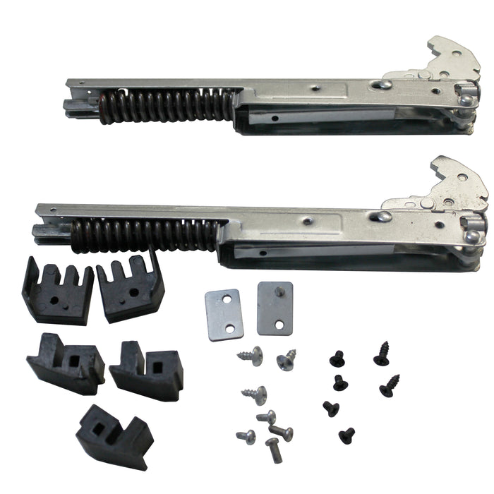 Door hinges set (left and right)