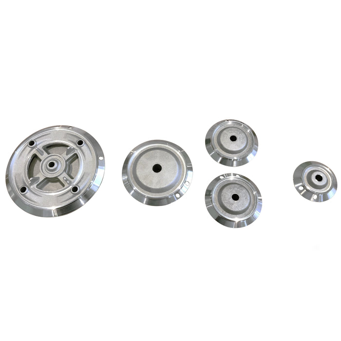 Burner ring set