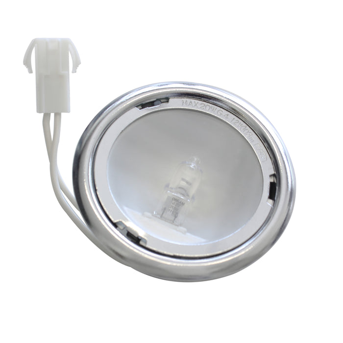 Halogen puck light