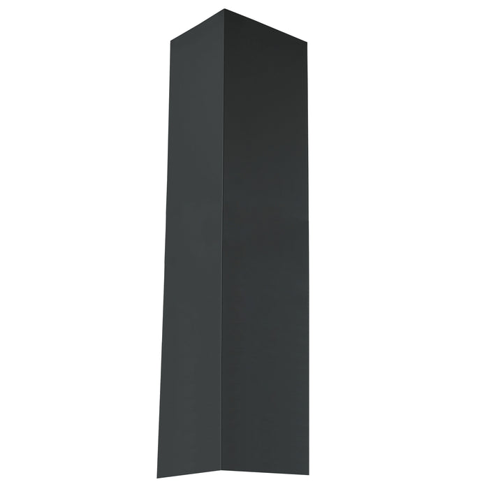 Chimney Extension black pyramid