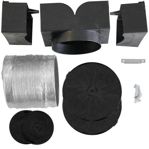 Recirculation Kit For Compatible Range Hoods