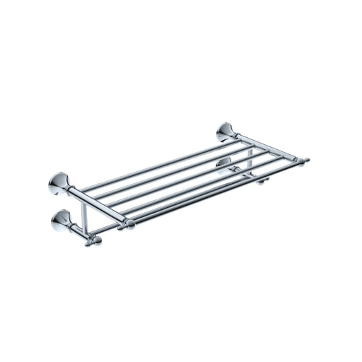 Premium Chrome Series Towel Shelf