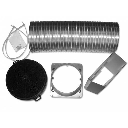 Recirculation Kit - Casetta, Presto, Rapido III