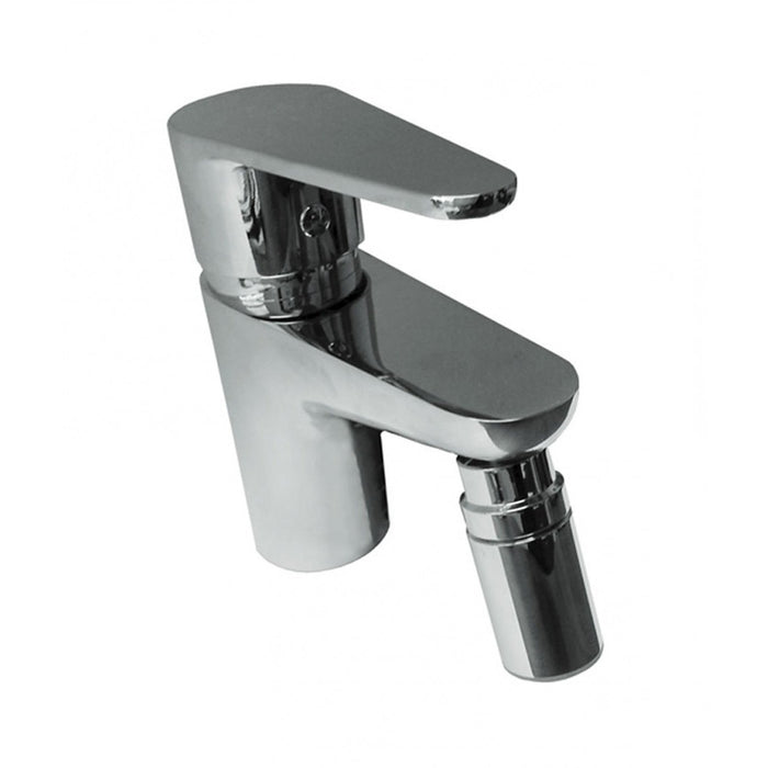 Sola Bathroom Chrome Faucet with LED Light