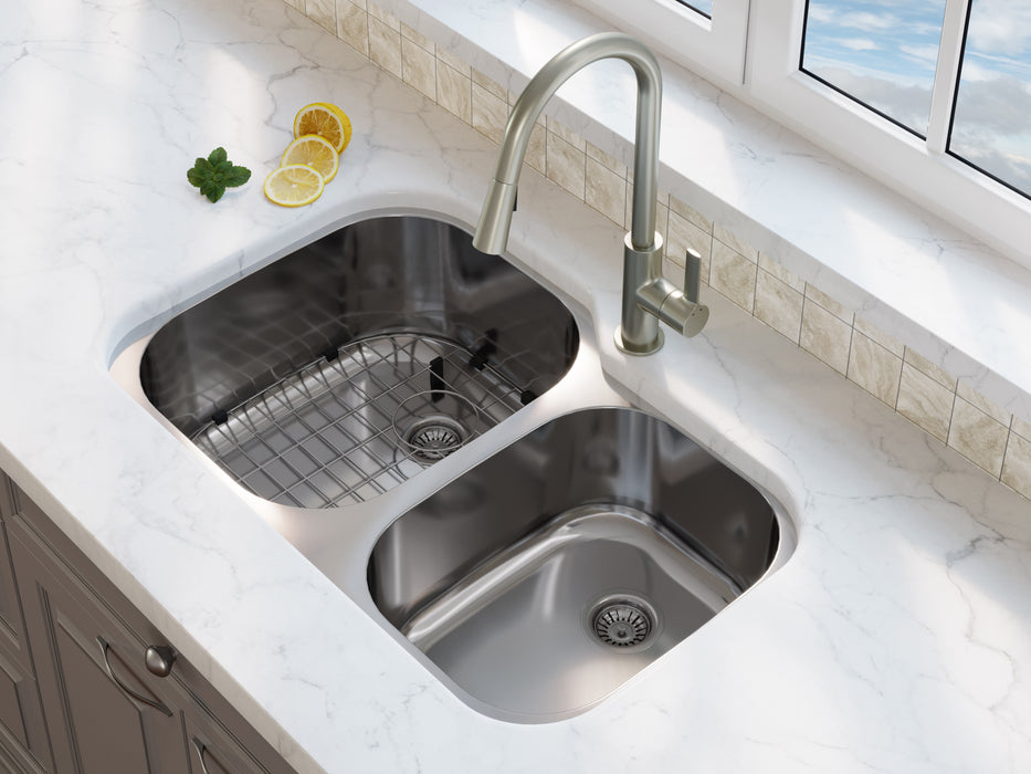 Aria Brushed Nickel Faucet