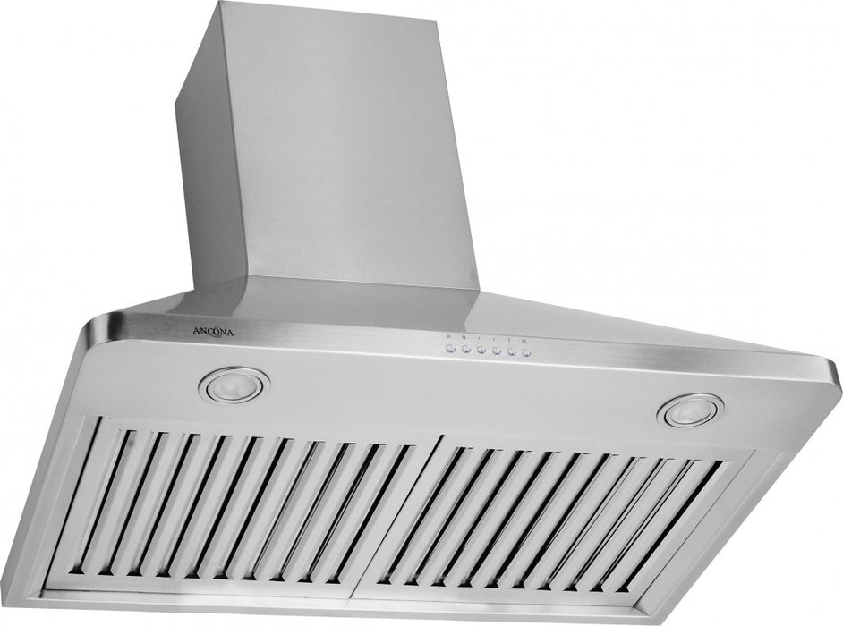 30 in. Rapido Chef 900 CFM Ducted Wall Mount Range Hood