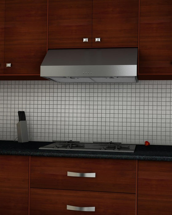 Advanta Pro III 30 in. 450 CFM Under Cabinet Range Hood