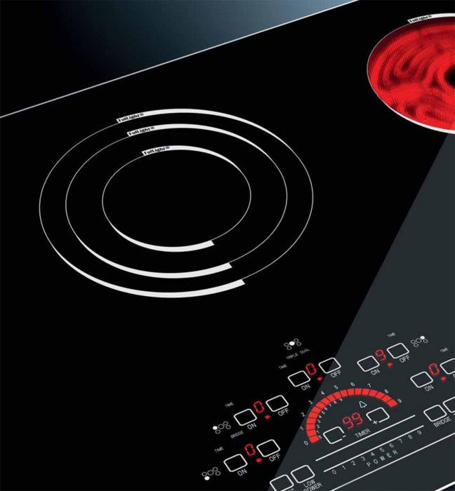 Ancona Gourmet Series Induction Cooktop 30 in.