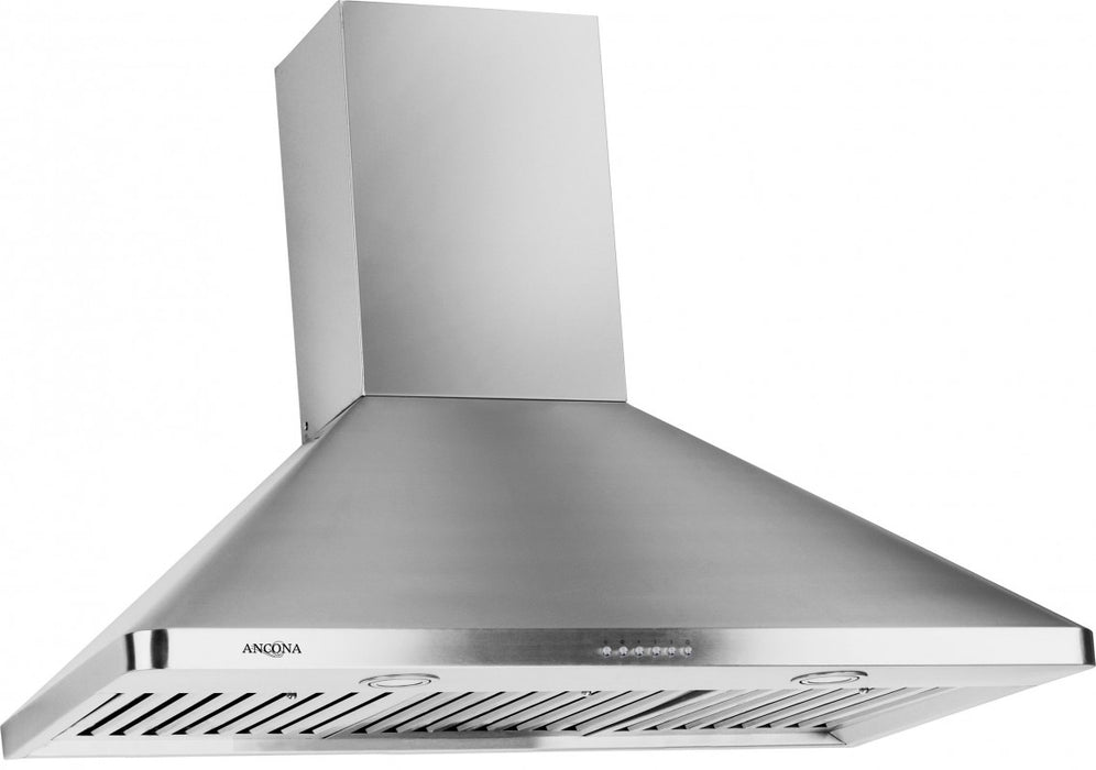 36 in. Rapido Chef 900 CFM Ducted Wall Mount Range Hood