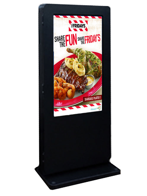 Outdoor Freestanding Digital Signage Screens
