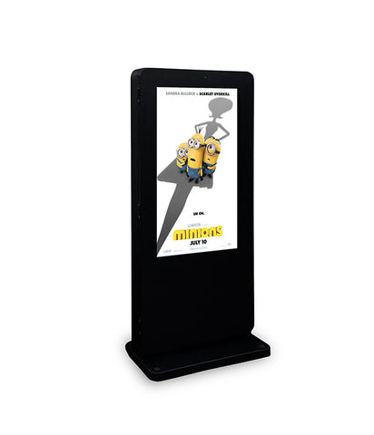AURA Outdoor Freestanding Digital Screen Optical PCAP
