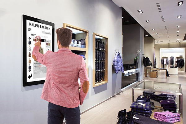 Digital Touch Screen for Ralph Lauren