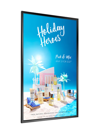Ultra High Brightness Digital Window Display