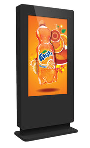 AURA Outdoor Freestanding Digital Screen