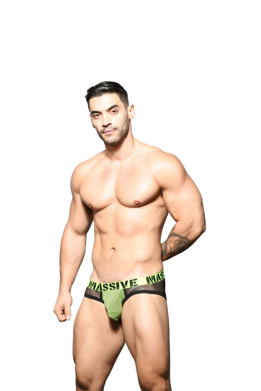 Andrew Christian MASSIVE Network Net Brief 91681