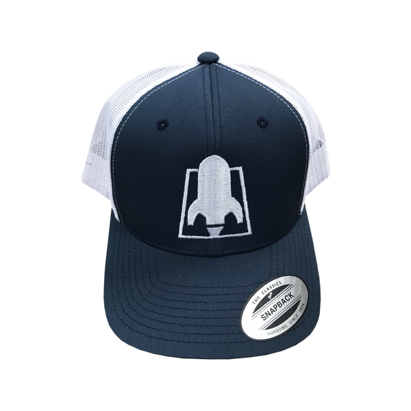 RFTC 'ROCKET LOGO' TRUCKER HAT