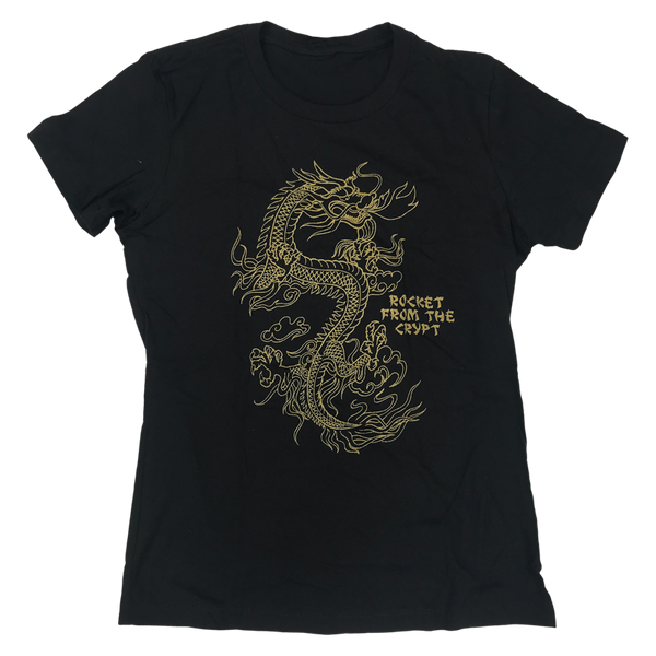 RFTC LADIES 'DRAGON' T-SHIRT