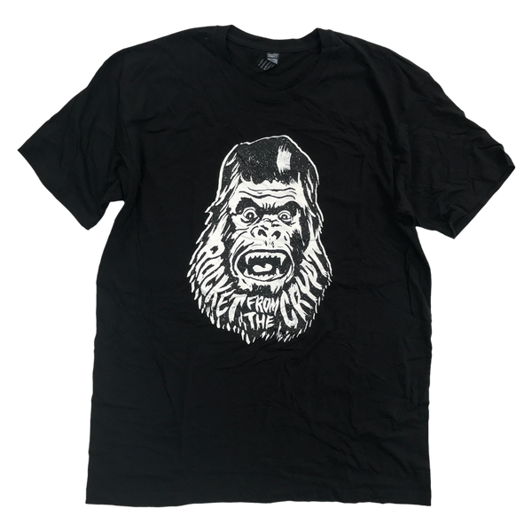 RFTC 'KING' BLACK T-SHIRT
