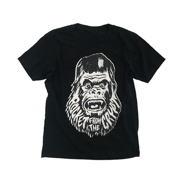RFTC KIDS 'KING' BLACK T-SHIRT