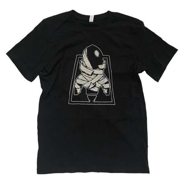 RFTC 'MUMMY' BLACK T-SHIRT