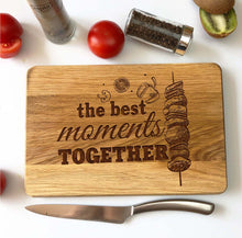 Gift for Friend Wooden Cutting Board 20 x 30