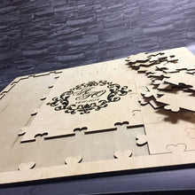 Wedding Wood 3D Puzzle