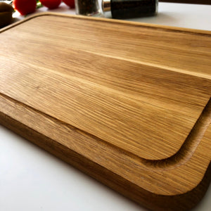 Gift  for Dad Wooden Cutting Board 25 x 40