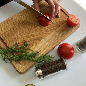 Wine Wooden Cutting Board 20 x 30