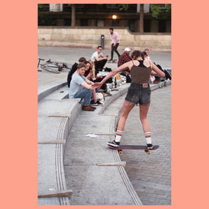 Amy Brown + Skate