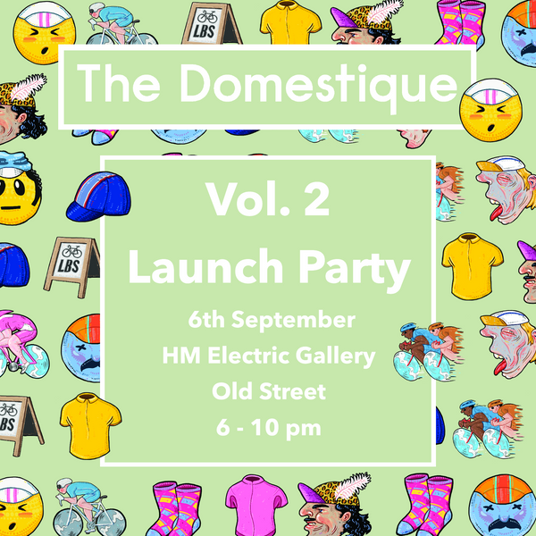 Vol. 2 Launch Party