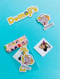 Domoji Sticker Pack